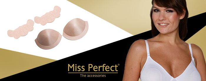 Selbstklebende BHs von Miss Perfect