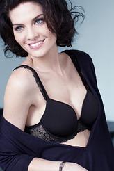 Simone Perele�Caressence�T-Shirt-BH, Herzform