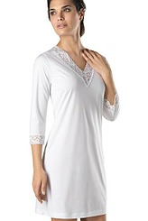 Hanro Moments Nightwear Nachthemd, 3/4-Arm