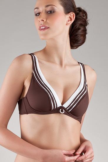 Abbildung zu Triangel-Bikini-Oberteil (AB2534) der Marke Lise Charmel aus der Serie Cap au soleil