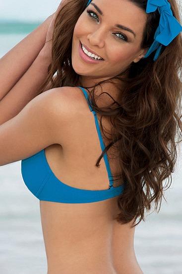 Abbildung zu Push-Up-Bikini-Oberteil (EB4303) der Marke Antigel aus der Serie La bomb rétro