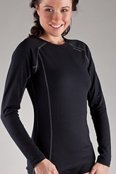 Calida Active Sports Thermo-Sportshirt, langarm