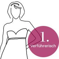 BHs für schulterfreie Kleider