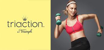 Triaction Sport-BHs von TriAction