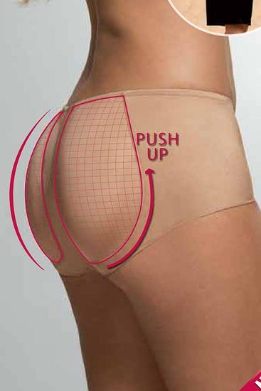 Abbildung zu Push-Up-Panty (22133) der Marke Lisca aus der Serie Shapewear