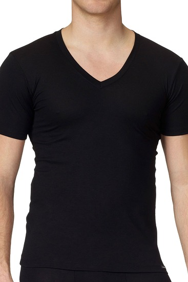 Abbildung zu V-Shirt (14317) der Marke Calida aus der Serie Evolution