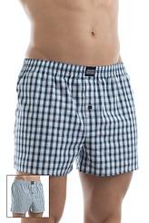 JockeyUSA Original NightwearPyjama-Short, 2er-Pack