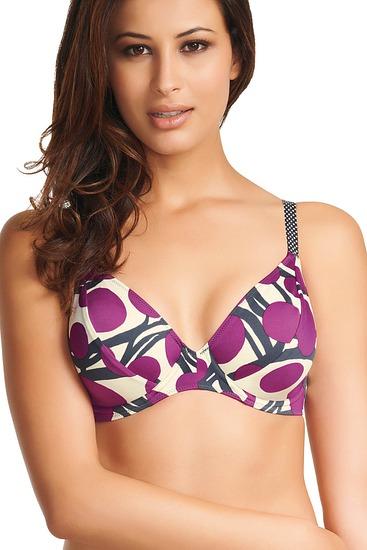Abbildung zu Push-Up-Bikini-Oberteil (FS5486) der Marke Fantasie aus der Serie Key West