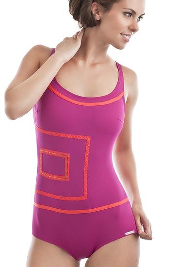 Abbildung zu Badeanzug, extra Halt (ABA9349) der Marke Lise Charmel aus der Serie Escale Trendy