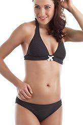 Lidea�Micro Dots�Neckholder-Bikini