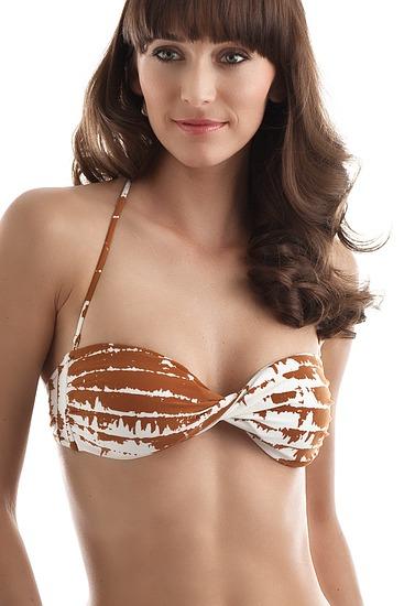 Abbildung zu Bandeau-Bikini-Oberteil (7170182) der Marke Watercult aus der Serie Hippie Summer