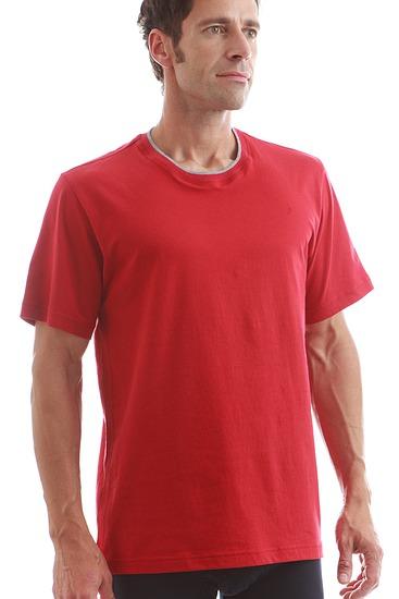 Abbildung zu Shirt, kurzarm Basic (139609) der Marke Schiesser aus der Serie Mix & Relax NEW