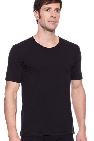 Abbildung zu T-Shirt, 2er-Pack (17301822) der Marke Jockey aus der Serie Cotton Stretch - Mehrpack