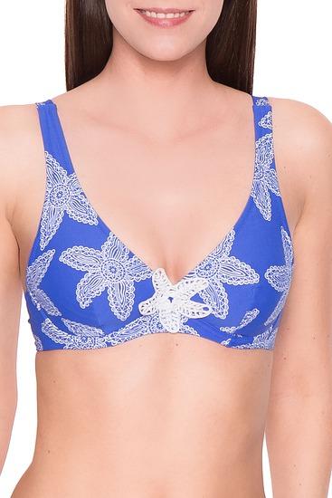 Abbildung zu Triangel-Bikini-Oberteil m. Bügel (FBA3265) der Marke Antigel aus der Serie La Caraibe Girl