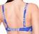 Rückansicht zu Triangel-Bikini-Oberteil m. Bügel ( FBA3265 ) der Marke Antigel aus der Serie La Caraibe Girl