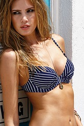 Watercult�Nautic Splash�B�gel-Bikini-Oberteil