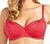 Vorderansicht zu Bikini-Oberteil, wattiert ( AS3327 ) der Marke Freya aus der Serie Fever