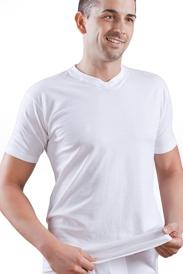 Abbildung zu Shirt, HILARY (431117) der Marke HOM aus der Serie Shirts