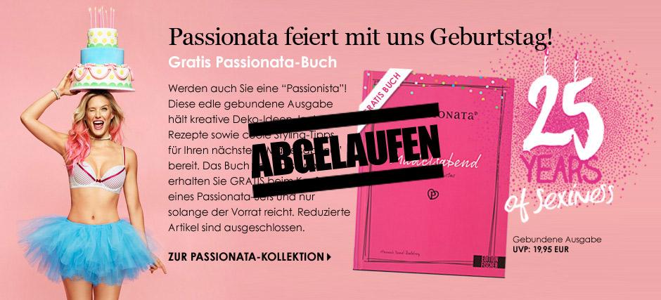 Passionata feiert 25 Jahre Sexiness