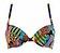 Vorderansicht zu Schalen-Bikini-Oberteil Push/Light ( EBA4355 ) der Marke Antigel aus der Serie La Nomad Queen