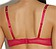 Rückansicht zu Halbschalen-BH ( Z114 ) der Marke Aubade aus der Serie Mini-Bikini