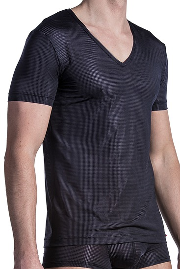 Abbildung zu Shirt, V-Ausschnitt (106705) der Marke Olaf Benz aus der Serie Red 1418