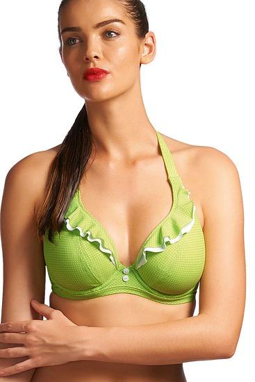 Abbildung zu Neckholder-Bikini-Oberteil mit Bügel (AS3361) der Marke Freya aus der Serie Cherish