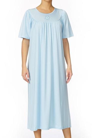 Abbildung zu Kurzarm-Nachthemd (34000) der Marke Calida aus der Serie Soft Cotton