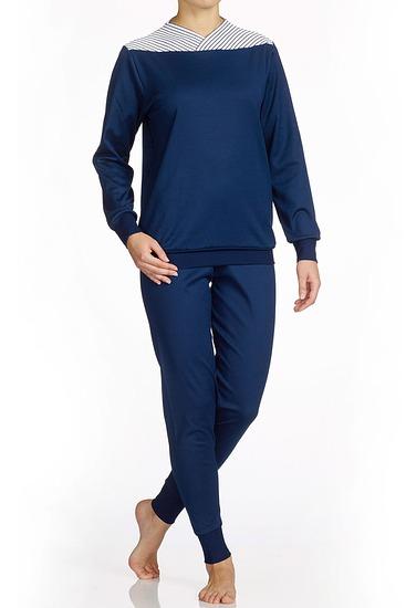 Abbildung zu Pyjama (43100) der Marke Calida aus der Serie Soft Cotton