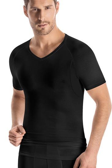 Abbildung zu Shirt, V-Ausschnitt (073133) der Marke Hanro aus der Serie Urban Touch