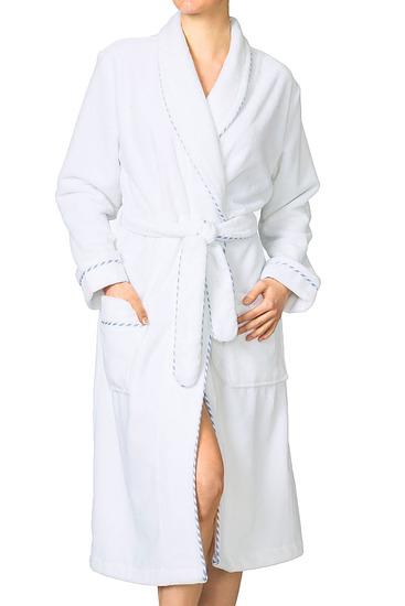 Abbildung zu Bademantel (61302) der Marke Calida aus der Serie Bademäntel