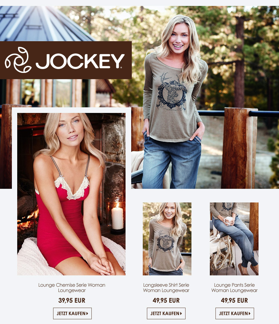 Jockey Loungewear für Damen
