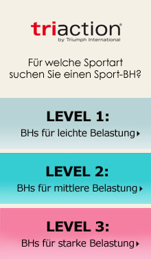 Sport-BHs von TriAction