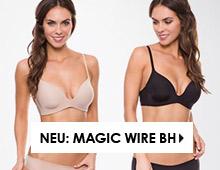 der neue Magic-Wire BH von Triumph