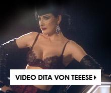 Video aktuelle Herbst/Winter Kollektion von Dita Von Teese
