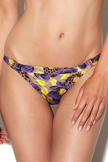 Abbildung zu Bikini-Hüftslip (AJ20) der Marke Aubade aus der Serie Songe Tropical