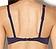 Rückansicht zu Halbschalen-Bikini-Oberteil, Horizontalnaht ( AK15 ) der Marke Aubade aus der Serie Esprit Sauvage
