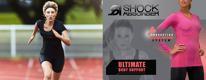 Body Support von Shock Absorber