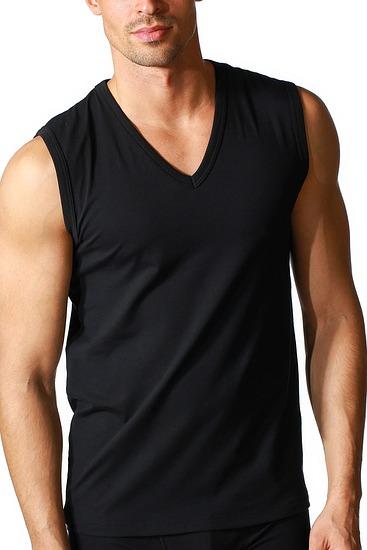 Abbildung zu Muskel-Shirt (48537) der Marke Mey aus der Serie Mey Organic