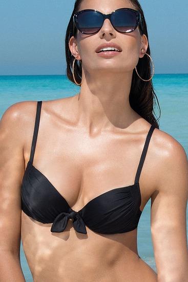 Abbildung zu Schalen-Bikini-Oberteil Push/Light (EBA4316) der Marke Antigel aus der Serie L�Estivale Chic