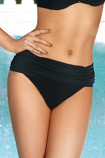 Abbildung zu Hoher Retro-Bikinislip, umschlagbar (ABA0261) der Marke Lise Charmel aus der Serie Courbes Minceur