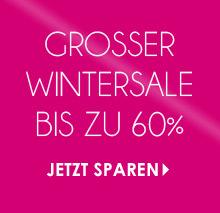 Wintersale bis 60% Rabatt
