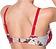 Rückansicht zu Bikini-Oberteil, geformte Schale ( FBA4036 ) der Marke Antigel aus der Serie La Dolce Capri