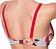 Rückansicht zu Triangel-Bikini-Oberteil m. Bügeln ( FBA3236 ) der Marke Antigel aus der Serie La Dolce Capri