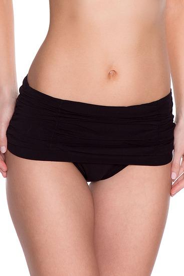 Abbildung zu Bikini-Slip mit Röckcheneffekt (ABA0861) der Marke Lise Charmel aus der Serie Courbes Minceur