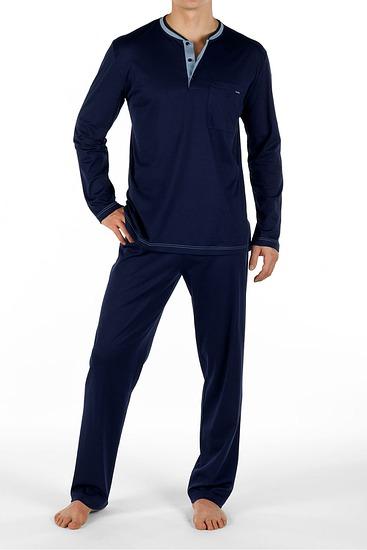 Abbildung zu Pyjama, lang (43162) der Marke Calida aus der Serie Chill Out