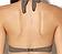 Rückansicht zu Push-Up-Bikini-Oberteil, Schalenform ( AM08 ) der Marke Aubade aus der Serie Indian Tales