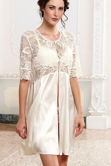 Abbildung zu Kimono Kurz, Luxus (ALC2652) der Marke Lise Charmel aus der Serie Romantique Désir