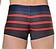 Rückansicht zu Swim Shorts 01 ( 10150151 ) der Marke HOM aus der Serie Sport Chic - Calvi