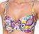 Vorderansicht zu Bikini-Oberteil, geformte Schale ( FBA4066 ) der Marke Antigel aus der Serie La New Persane